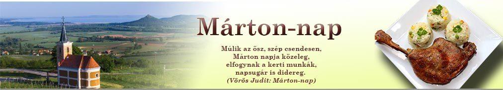 Márton-nap.info