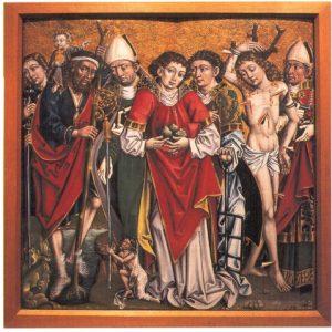 Szent Márton csodás cselekedetei