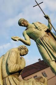 Szent Márton szobor Szombathelyen
